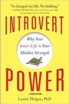 Boek cover Introvert Power van Laurie Helgoe
