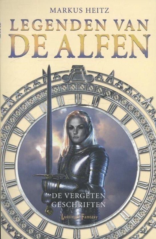 Legenden van de Alfen - De vergeten geschriften - Markus Heitz |
