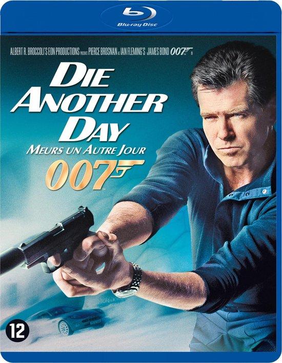 Cover van de film 'Die Another Day'