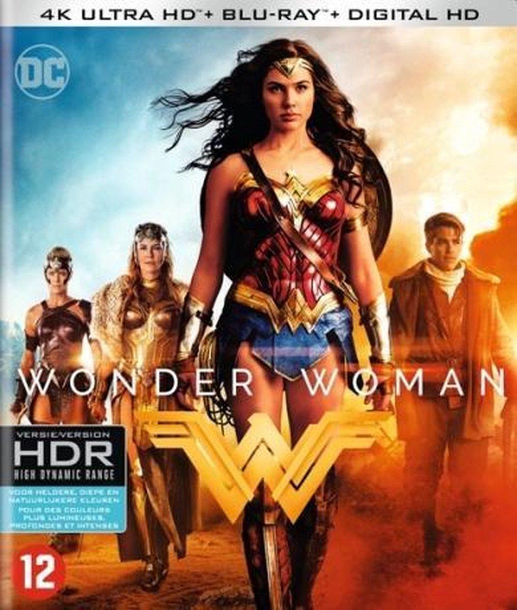 Wonder Woman (4K Ultra HD Blu-ray)-