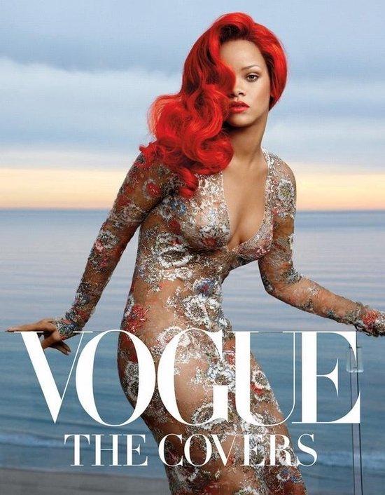Boek cover Vogue van Dodie Kazanjian (Hardcover)