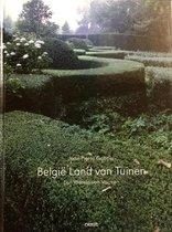 België, land van tuinen - een wereld van vormen