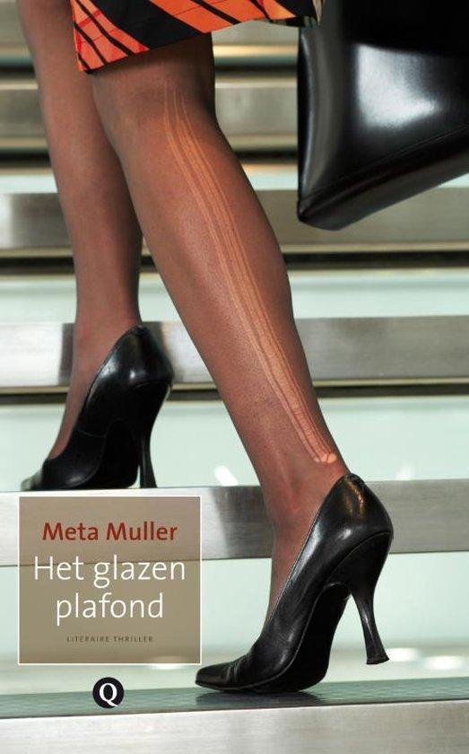 Cover van het boek 'Het glazen plafond'