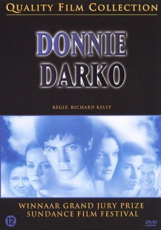 Cover van de film 'Donnie Darko'