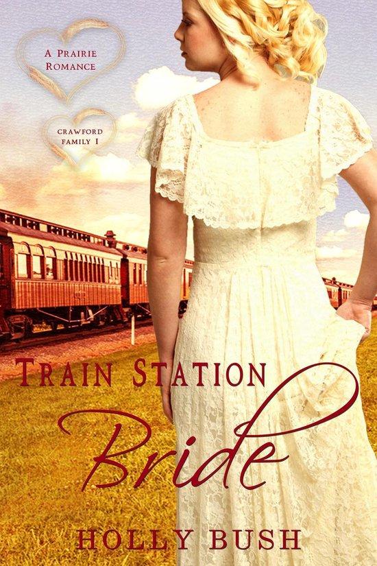 Boek cover Train Station Bride van Holly Bush (Onbekend)