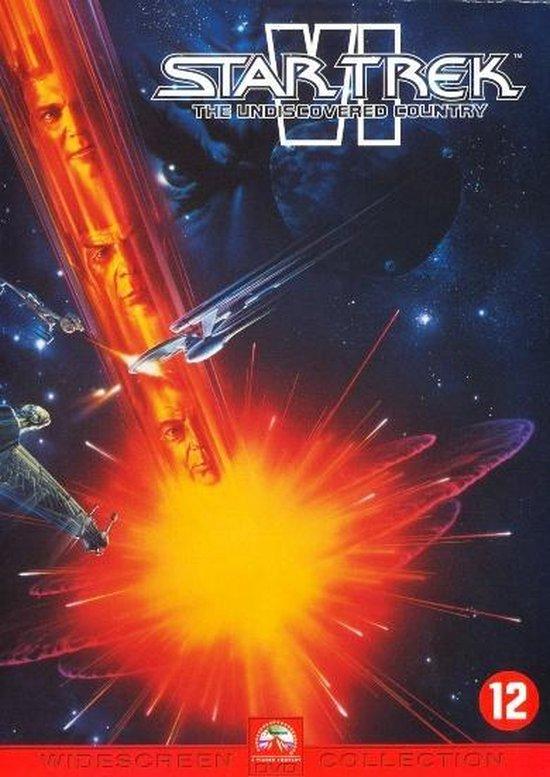 Cover van de film 'Star Trek 6 - Undiscovered Country'