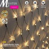 Meisterhome Netverlichting - 3x3 meter - Warm wit