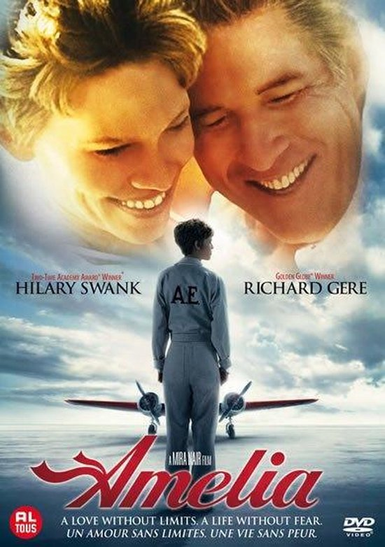 Cover van de film 'Amelia'