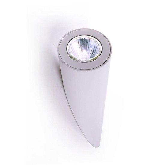 Zoomoi Barro | wandlamp woonkamer led  | Wit | 5W | Rond