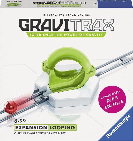 Afbeelding van GraviTrax® Looping Uitbreiding - Knikkerbaan speelgoed