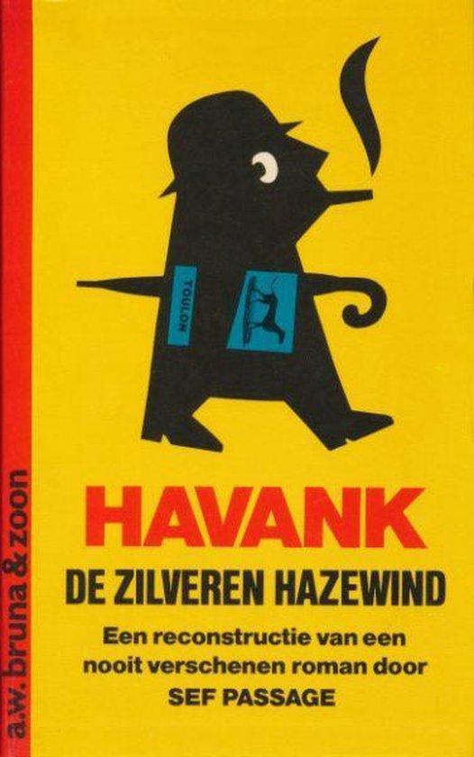 De zilveren hazewind - Havank |