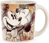 Disney Mug M&M Color Fun Ivory Orange ML 390