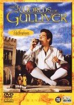 Speelfilm - Three Worlds Of Gulliver