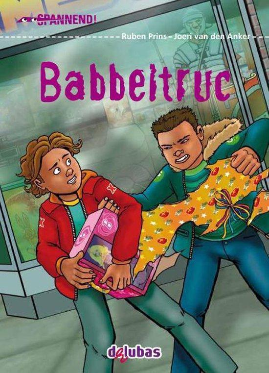 Spannend - Babbeltruc - Ruben Prins |