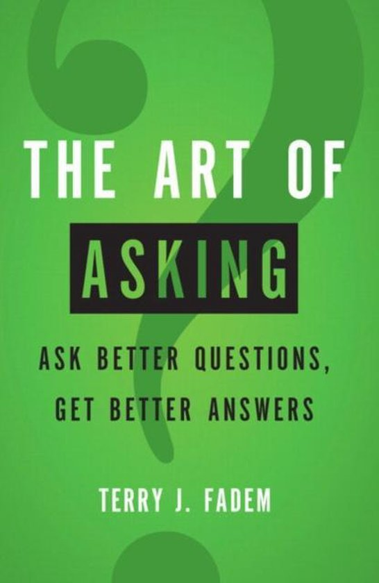 Art of Asking, The