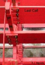Omslag Last Call