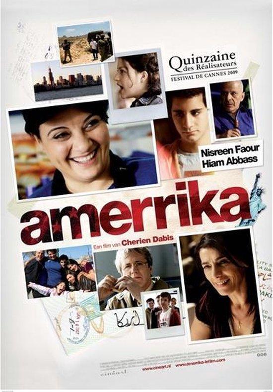 Cover van de film 'Amerrika'