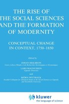 The Rise of the Social Sciences and the Formation of Modernity