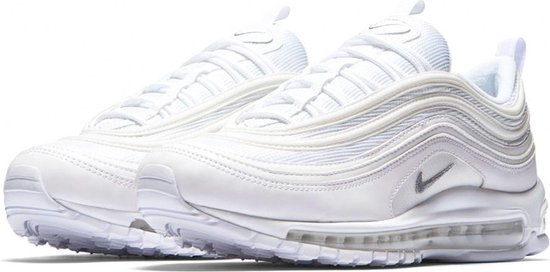| Nike Air Max 97 Sneakers Maat 45 Mannen wit