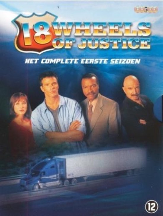 Cover van de film '18 Wheels of Justice'