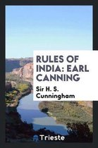 Rules of India