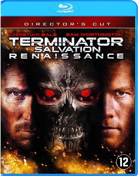 Cover van de film 'Terminator Salvation'