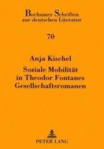 Soziale Mobilitaet in Theodor Fontanes Gesellschaftsromanen
