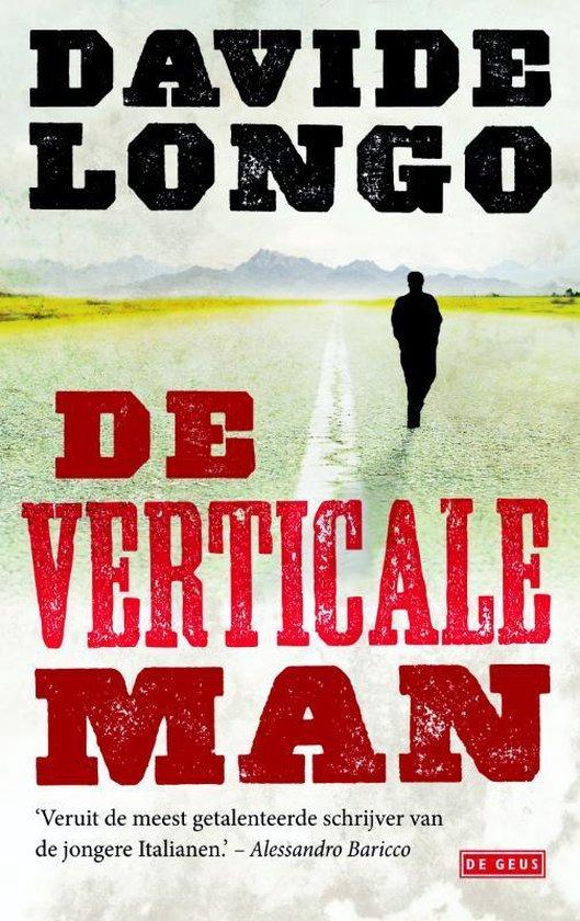 De verticale man - Davide Longo |