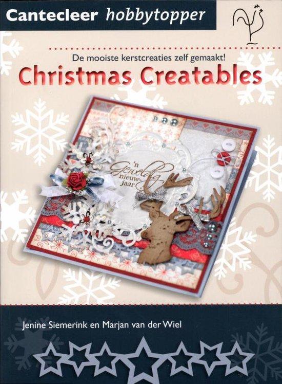 Christmas Creatables - Jenine Siemerink | Readingchampions.org.uk