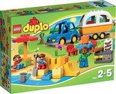 LEGO DUPLO Kampeer Avontuur - 10602