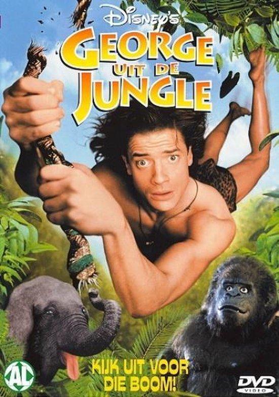Cover van de film 'George Uit De Jungle'