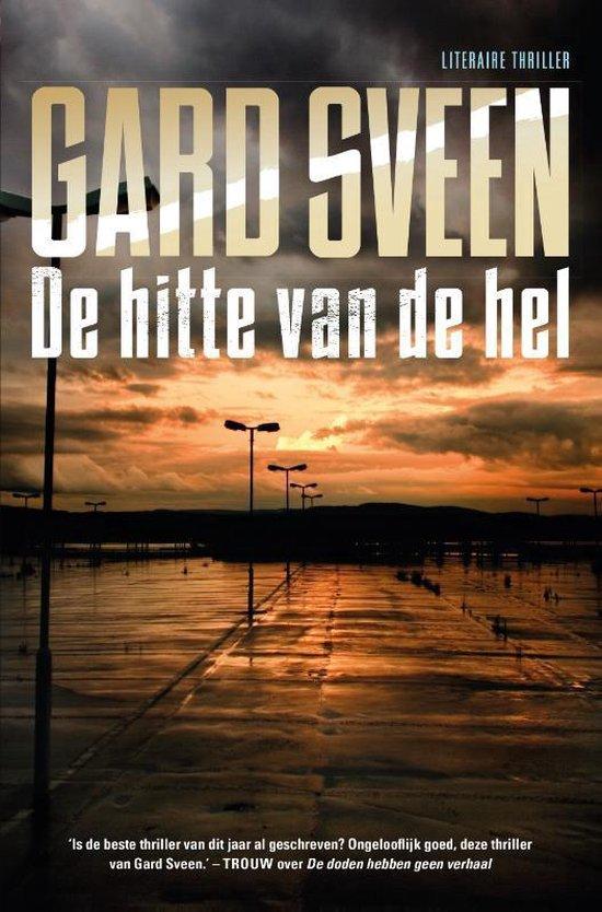 Tommy Bergmann 2 - De hitte van de hel - Gard Sveen |