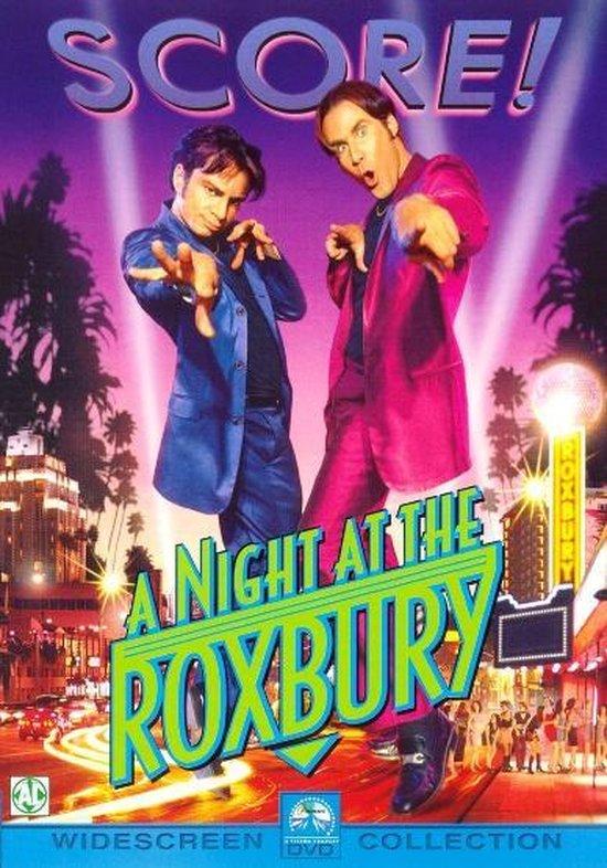 Cover van de film 'A Night At The Roxbury'