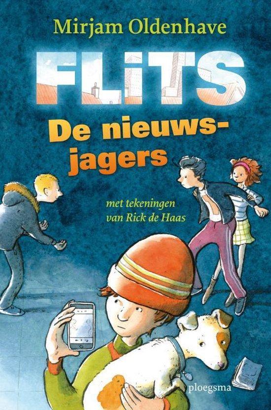 Flits - De nieuwsjagers - Mirjam Oldenhave pdf epub