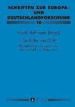 Zur Kultur der DDR; Persoenliche Erinnerungen und wissenschaftliche Perspektiven- Paul Gerhard Klussmann zu Ehren
