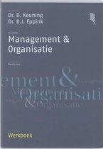 Management en Organisatie Werkboek