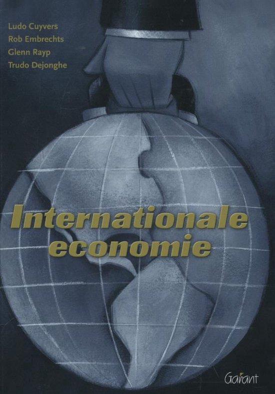 Internationale economie - Ludo Cuyvers pdf epub