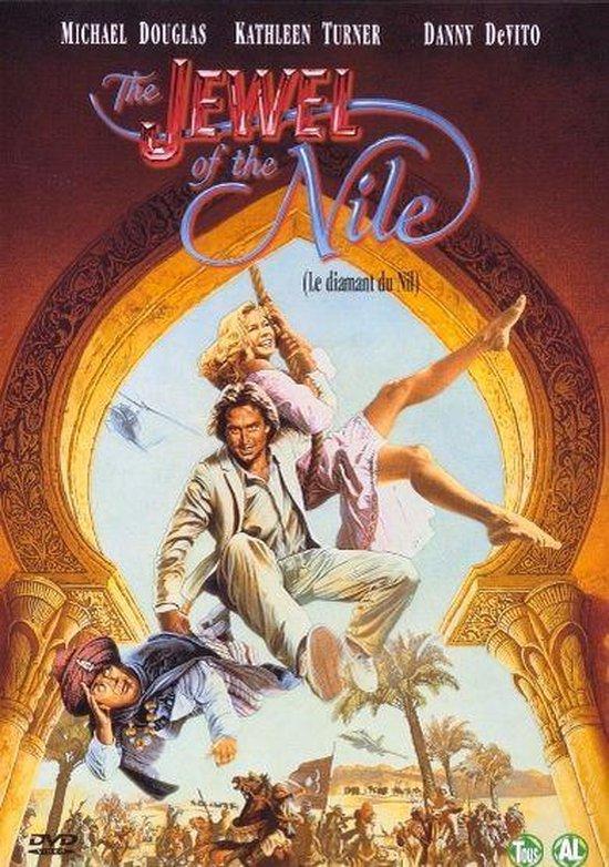 Cover van de film 'Jewel Of The Nile'