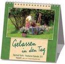 Gelassen in den Tag 2021 Postkarten-Kalender