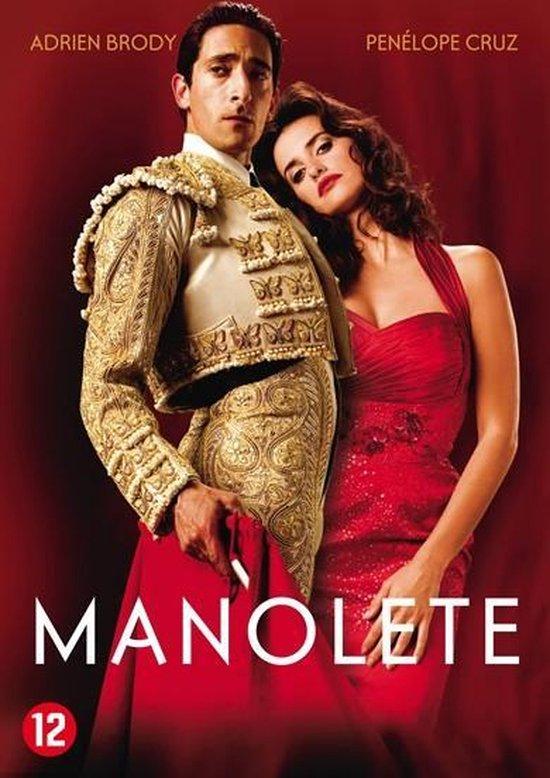 Cover van de film 'Manolete'