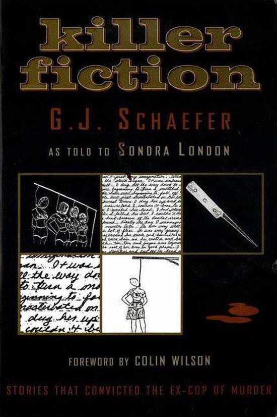 Omslag van Killer Fiction
