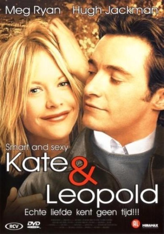 Cover van de film 'Kate & Leopold'