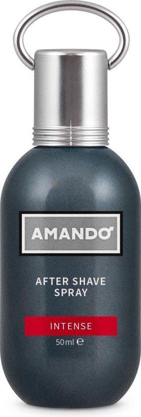 Amando Intense for Men - 50 ml - Aftershave spray - Amando