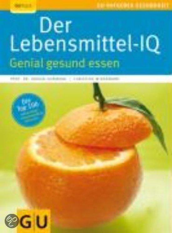 Boek cover Der Lebensmittel-IQ van Jurgen Vormann (Paperback)