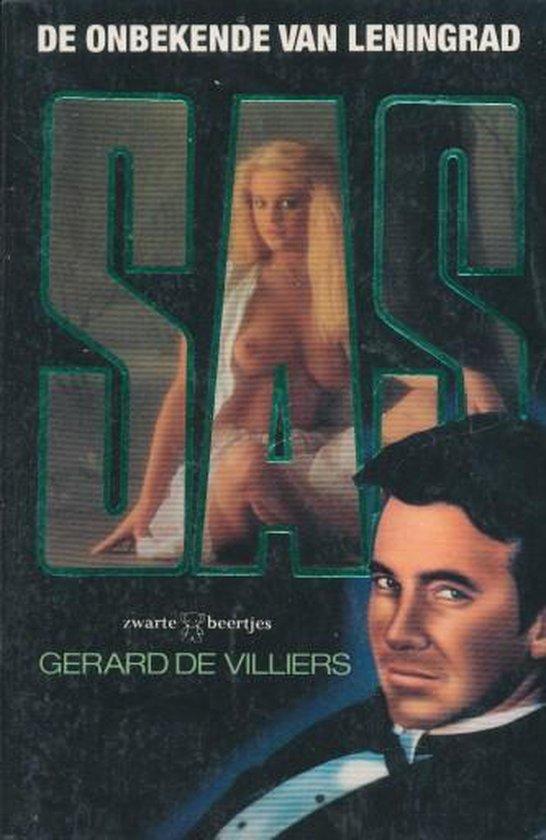 SAS - De onbekende van Leningrad - Gerard de Villiers |