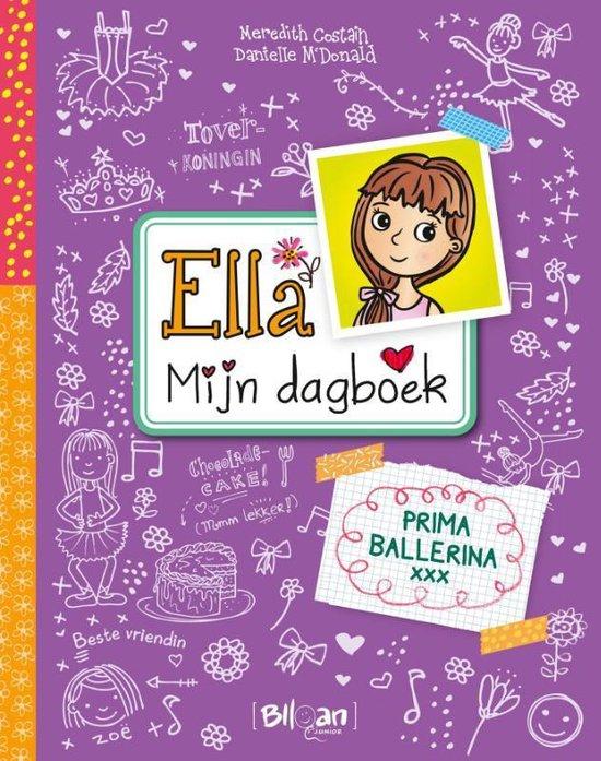 Ella - Mijn dagboek - Prima ballerina XXX - Costain, Meredith   Fthsonline.com