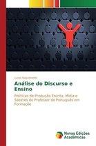 Analise do Discurso e Ensino