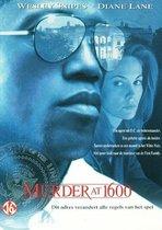 MURDER AT 1600 /S DVD NL