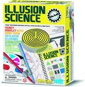 4M Kidzlabs Science - Illusion Science
