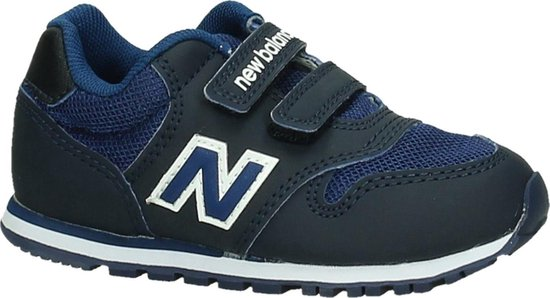 chorro Respectivamente alcohol  bol.com   New Balance - Kv500 Inf - Sneaker runner - Jongens - Maat 26 -  Blauw - BBI -Blue/Navy